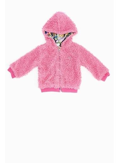 BG Baby Kız Bebek Pembe Ceket Pembe